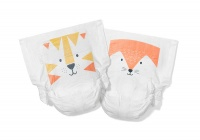 Kit & Kin High Performance Eco Friendly Nappies Size 4 Monthly Box 9-14kg/20-31lbs