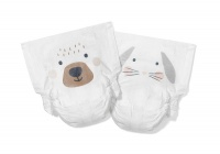 Kit & Kin High Performance Eco Friendly Nappies Size 3 Monthly Box 6-10kg/13-22lbs