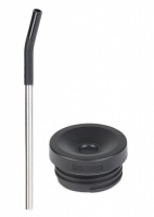 Klean Kanteen TK Wide Interchangeable Straw Cap - From Hot Coffee to Cold Smoothies in One Step!