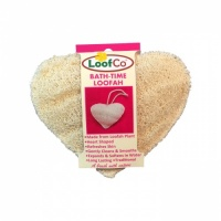 Loof Co Bath Time Loofah - Gently Cleans and Smooths