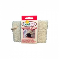 Loof Co Washing Up Pad Made From Loofah Plant