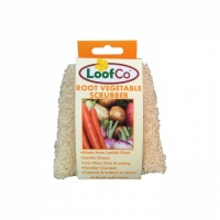Loof Co Vegetable Scrubber Made From Loofah Plant
