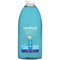 Method Bathroom Cleaner Eucalyptus Mint Refill 2Ltr