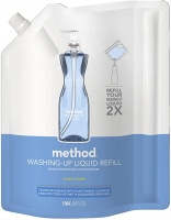 Method Washing Up Liquid with Powergreen Technology - Coconut Refill