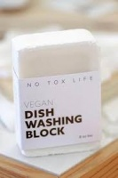 No Tox Life Dishwashing Soap Bar - Zero Plastic No Palm Oil, Just Clean Dishes