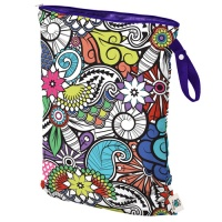 Planetwise Reusable Wet Bag - Performance - Oasis