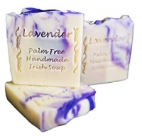Palm Free Irish Handmade Soap Company - Lavender