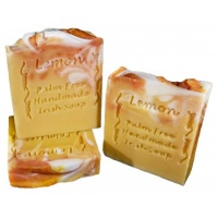 Palm Free Irish Handmade Soap - Zero Palm Oil, 100% Luxury - Lemon Freesia