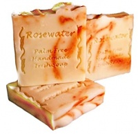 Palm Free Irish Handmade Soap - Zero Palm Oil, 100% Luxury - Rosewater