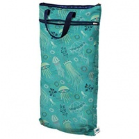 Planetwise Reusable Hanging Wet/Dry Bag Jelly Jubilee