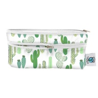 Planetwise Reusable Wet/Dry Travel Bag Prickly Cactus