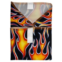 Planetwise Reusable Sandwich Wrap Flame