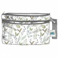 Planetwise Reusable Wet/Dry Clutch Bag Beleaf In Yourself
