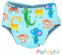 Popolini Reusable Swim Nappy Zoo
