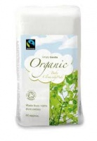 Simply Gentle Organic Baby Cleansing Cotton Wool Pads