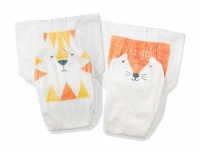 Kit & Kin High Performance Eco Friendly Nappies Size 4 Monthly Box 10-17kg/22-37lbs