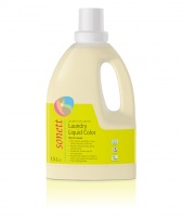 Sonett Laundry Liquid Mint & Lemon - Washes Coloured Textiles Gently & Efficiently 1.5 Ltr