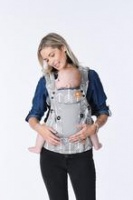 Tula Explore Baby Carrier - Newborn to Toddler Ergonomic Baby Carrier Coast Archer