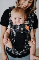 Tula Explore Baby Carrier - Newborn to Toddler Ergonomic Baby Carrier Coast Buzz