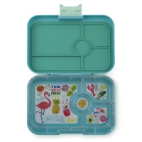 Yumbox Tapas Leak Free Lunchbox 4 Compartments Antibes Blue