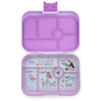Yumbox Classic 6 Compartment Lunchbox Lila Purple