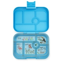 Yumbox Classic 6 Compartment Lunchbox Nevis Blue