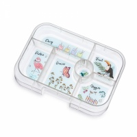 Yumbox Extra Tray for Classic Yumbox (6 compartments) - Paradise