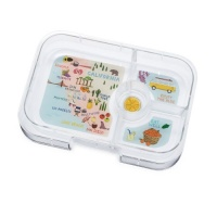Yumbox Extra Tray for Panino Yumbox (4 compartments) - California