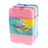 Yumbox Icepack for Insulated Lunchbox Sleeve (4 Pack)