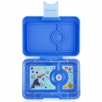 Yumbox Mini Lunch / Snack Box Jodhpur Blue