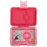 Yumbox Mini Lunch / Snack Box Lotus Pink