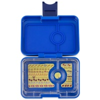 Yumbox Mini Lunch / Snack Box Neptune Blue