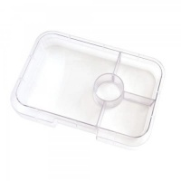 Yumbox Extra Tray for Panino Yumbox (4 compartments) - Clear