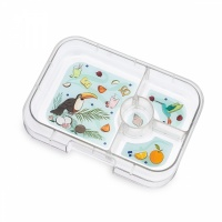 Yumbox Extra Tray for Panino Yumbox (4 compartments) - Paradise
