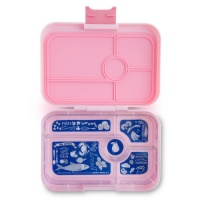 Yumbox Tapas Leak Free Lunchbox 5 Compartments Amalfi Pink
