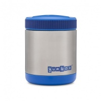 Yumbox Zuppa Stainless Steel Thermal Food Jar - Neptune Blue