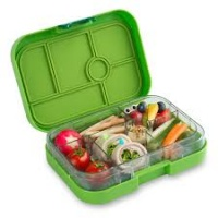 Yumbox Classic 6 Compartment Lunchbox Congo Green