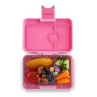 Yumbox Mini Lunch / Snack Box Starburst Pink