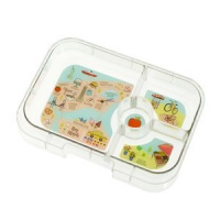 Yumbox Extra Tray for Panino Yumbox (4 compartments) - New York