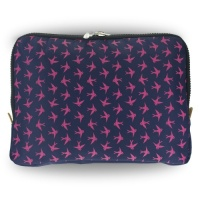 Yumbox Poche Insulated Lunchbox Sleeve with Room for Ice Pack - Birds