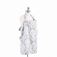 Bebe Au Lait Award Winning Nursing Cover Chateau Silver