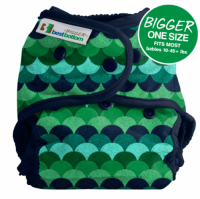 Best Bottom Bigger Cloth Nappy Loch Ness