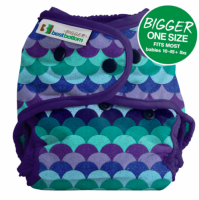 Best Bottom Bigger Cloth Nappy Mermaid Tail