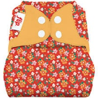 Flip Nappy Cover Prairie Flowers- Limited Edition