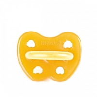 Hevea Natural Baby Soother - Orthodontic Teat - Cars