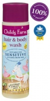 Childs Farm Hair and Body Wash for Sensitive Skin Blackberry and Organic Apple 250ml