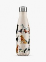 Chilly's Reusable Insulated Water Bottle 500ml Dogs
