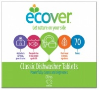 Ecover Dishwasher Tablets 70's - Perfect for your Babies Utensils