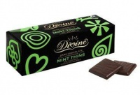 Divine Dark Chocolate Mint Thins - Ethical, Fair Trade, No Palm Oil
