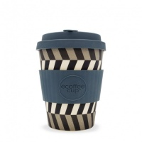 Ecoffee Reusable Coffee Cup - No Excuse For Single-Use - Look Into My Eyes 12oz/340ml